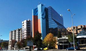 Edifício da Autoridade Tributária – Lisboa
